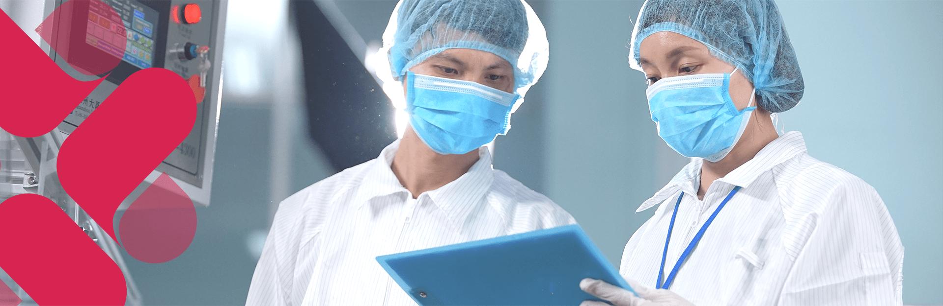 quy trình kiểm tra chất lượng tại DHTI